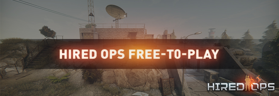 Greet new Hired Ops - Free to Play!