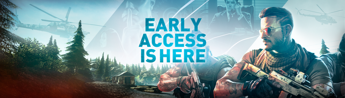 Early Access is here!