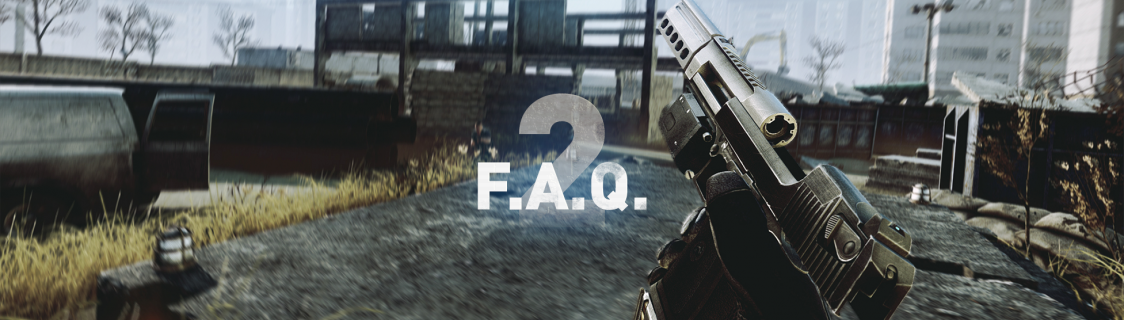 The second part of F.A.Q. is now available!