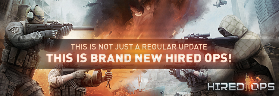 Meet the brand new Hired Ops